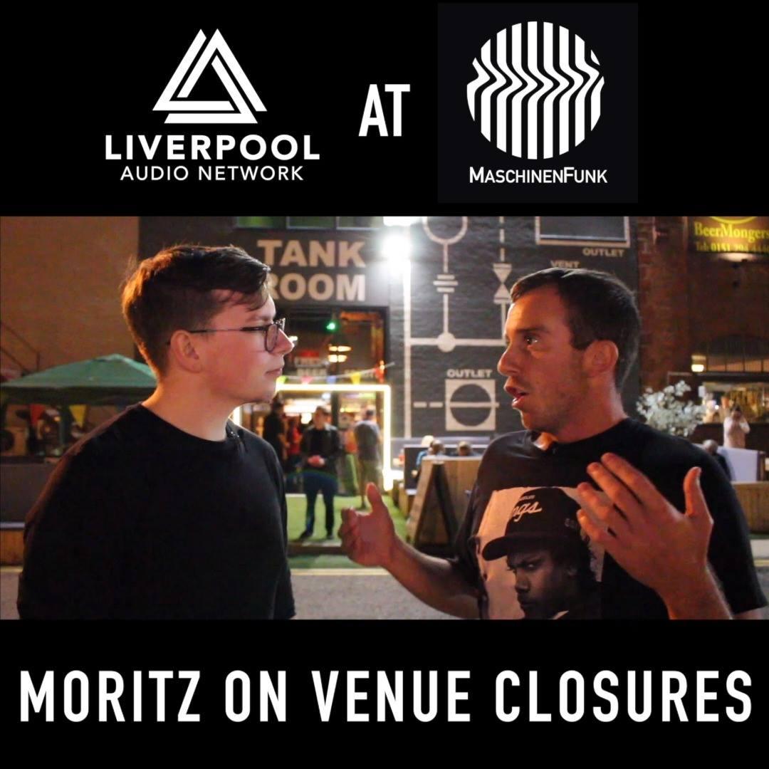 Moritz: Venue Closures in Liverpool