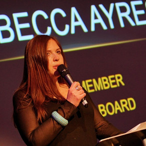 Becky Ayres on Sound City, Event Management & Education (Ep.003)