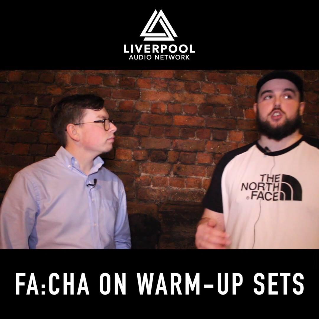 FA:CHA: Warm-up Sets