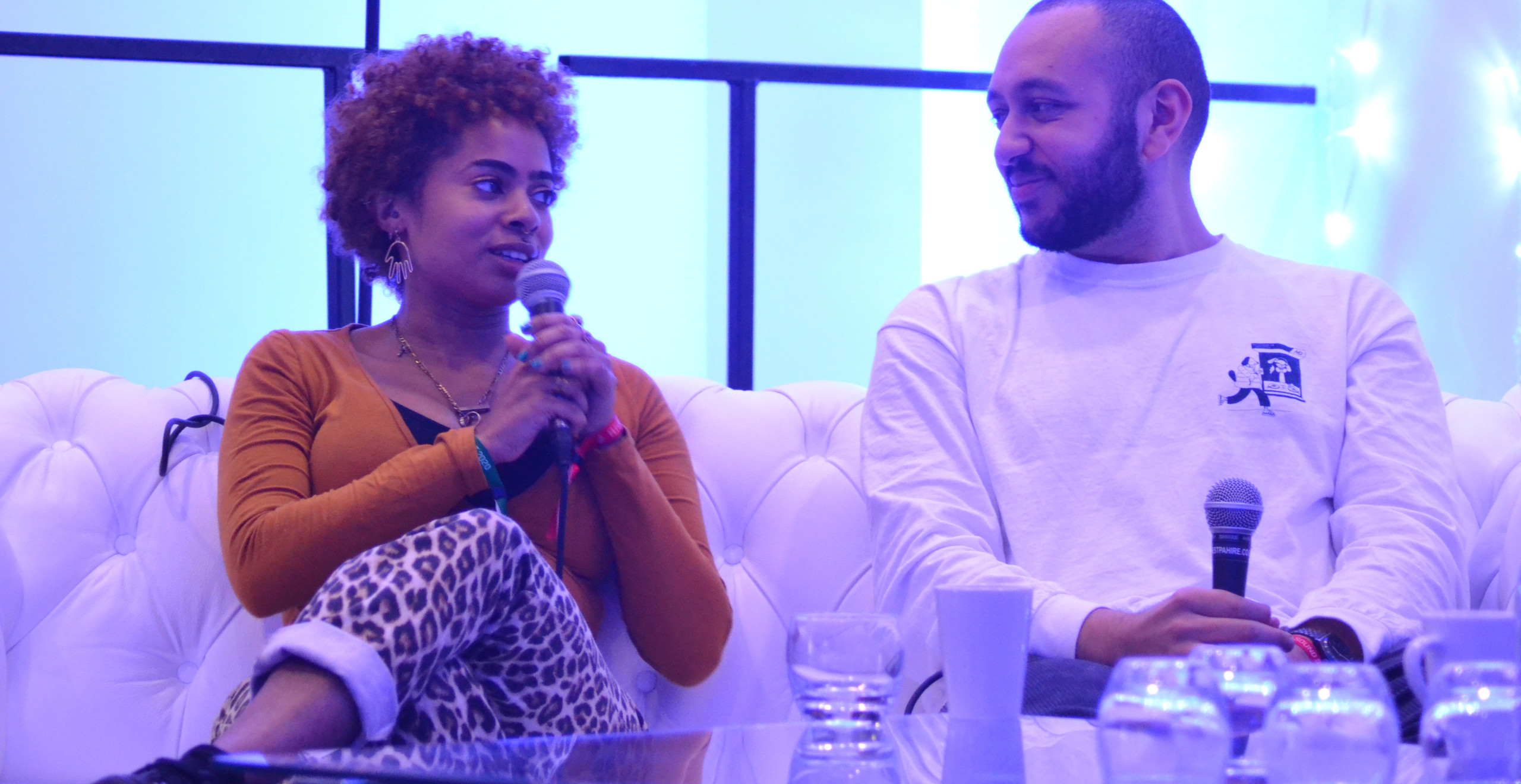 Tash LC & Mo Ayoub - MDR Changing face of Radio and Live Stream
