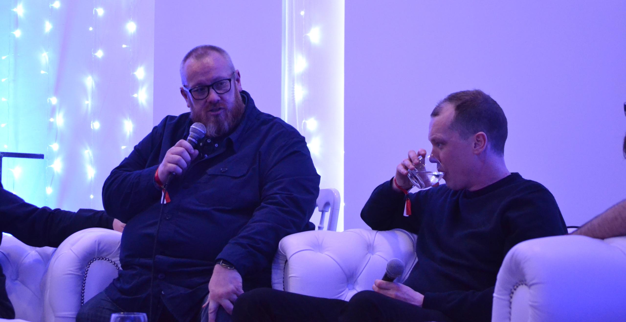 Michael Kill hosts the NTIA - Drug Testing in Dance Music Panel