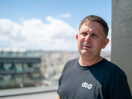 Grahame Farmer on Blog Support, The Story of Data Transmission and Building Your Castle (Ep.025)