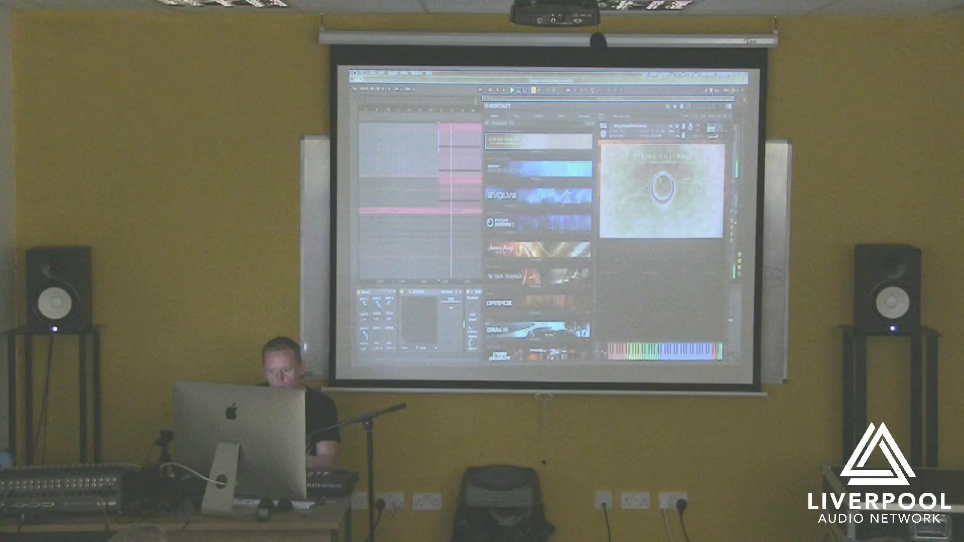 Paul Nolan: Telling Stories Through Sound Masterclass