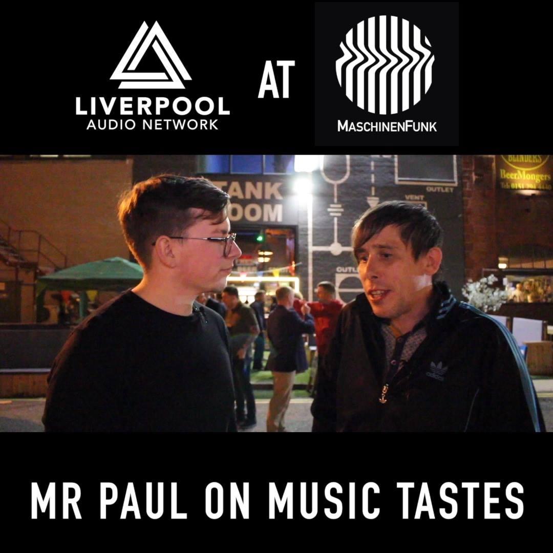 MrPaul: Music Tastes