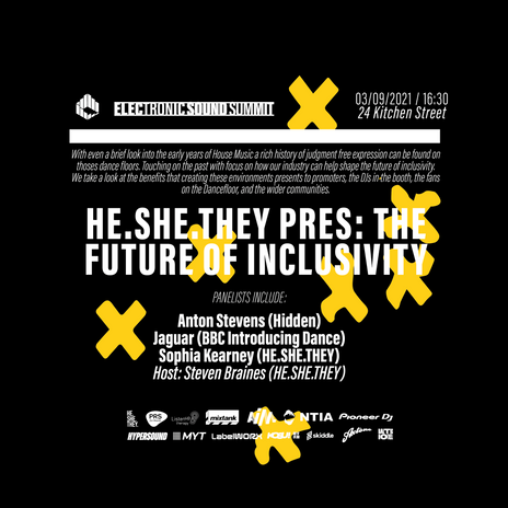 He.She.They Pres: The Future of Inclusivity