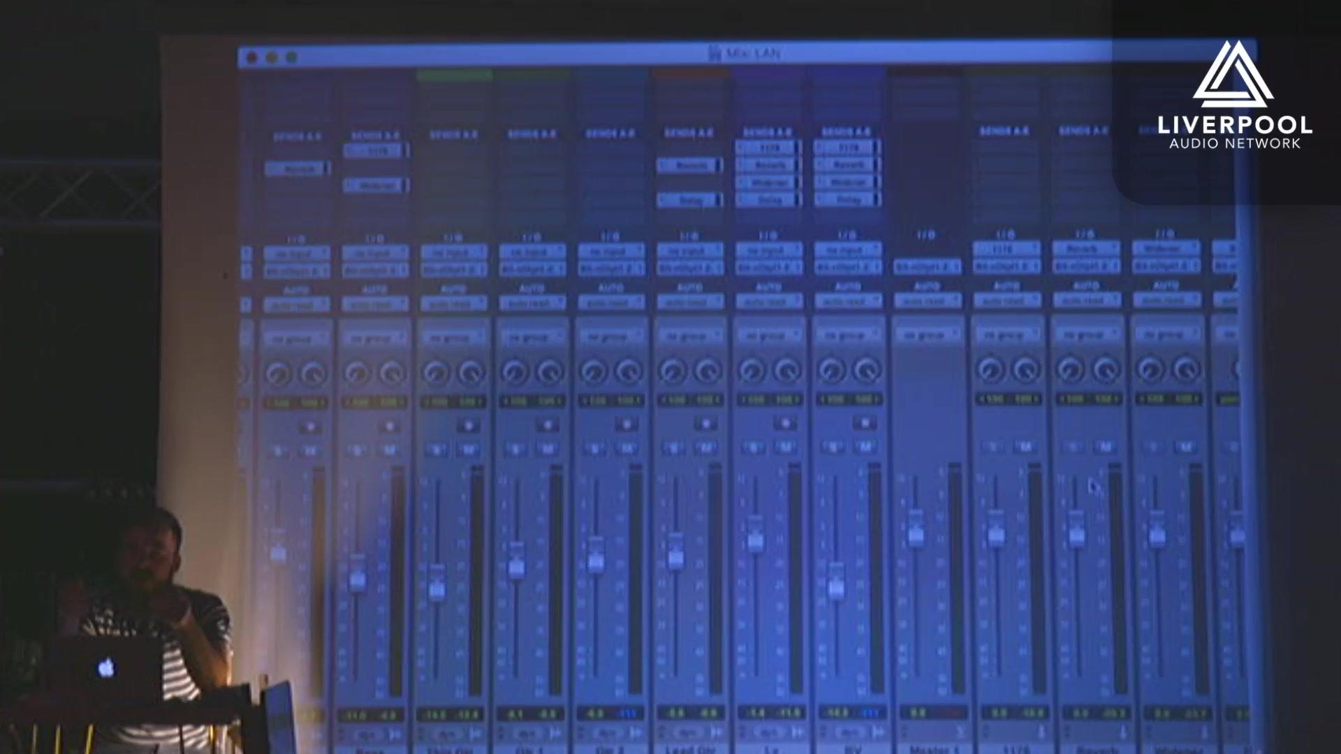 Al Groves: Mixing Masterclass