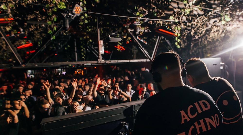 KUSP (UK) Music Live DJ Set
