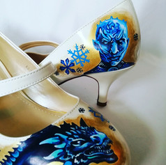 Game of Thrones Wedding Shoes