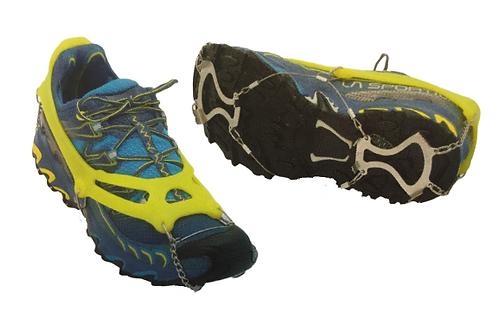 Crampons chaussure Veriga Run Track