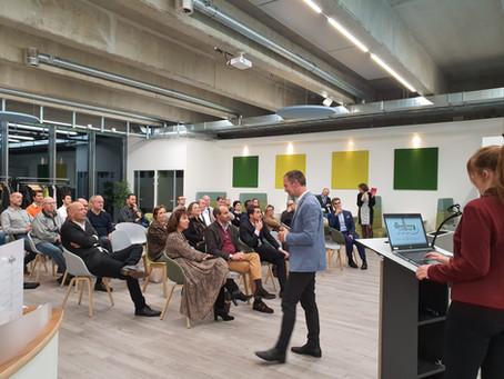Invité au Cercle des dirigeants d'entreprise