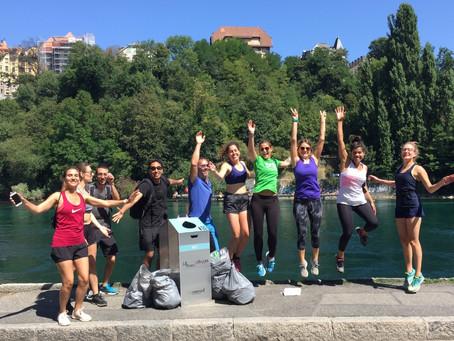 Clean Up de Genève au coté de My green trip