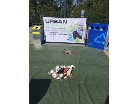 Urban Plogging à Prilly