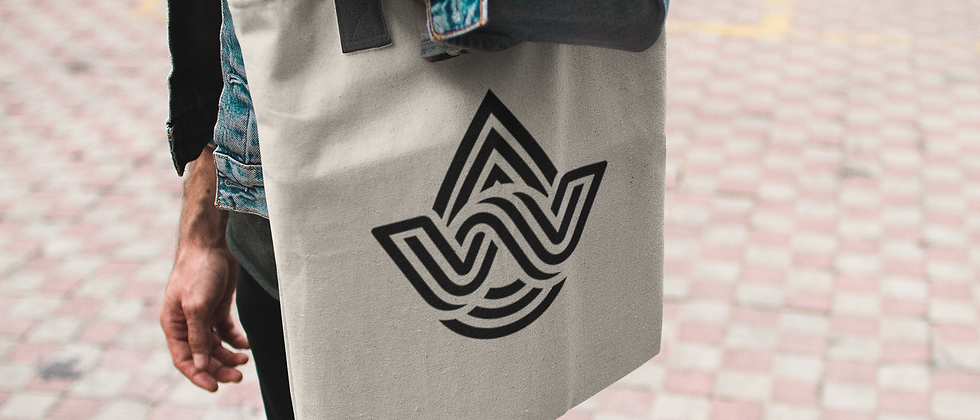 Well Logo Tote