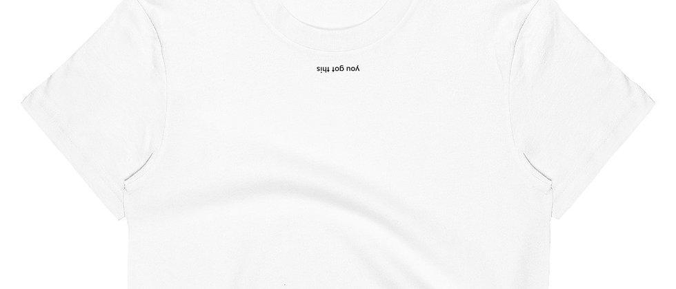 You Got This | Crop Tee