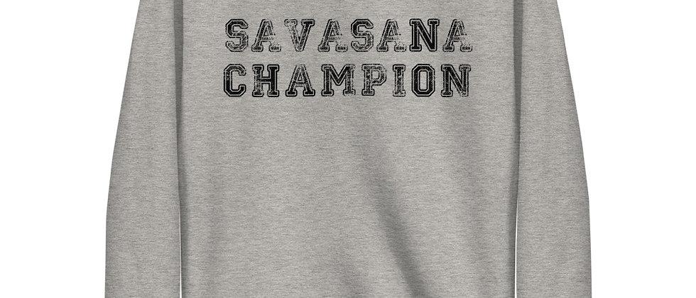 Well Champ | Sweatshirt