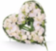 Купить сердце из цветов Псков