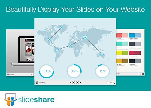 SlideShare Overview | WIX App Market | Wix com