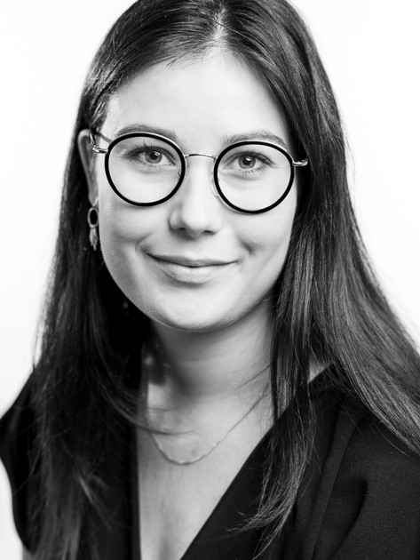 Nadja Korsgaard Assistant Marketing Mana