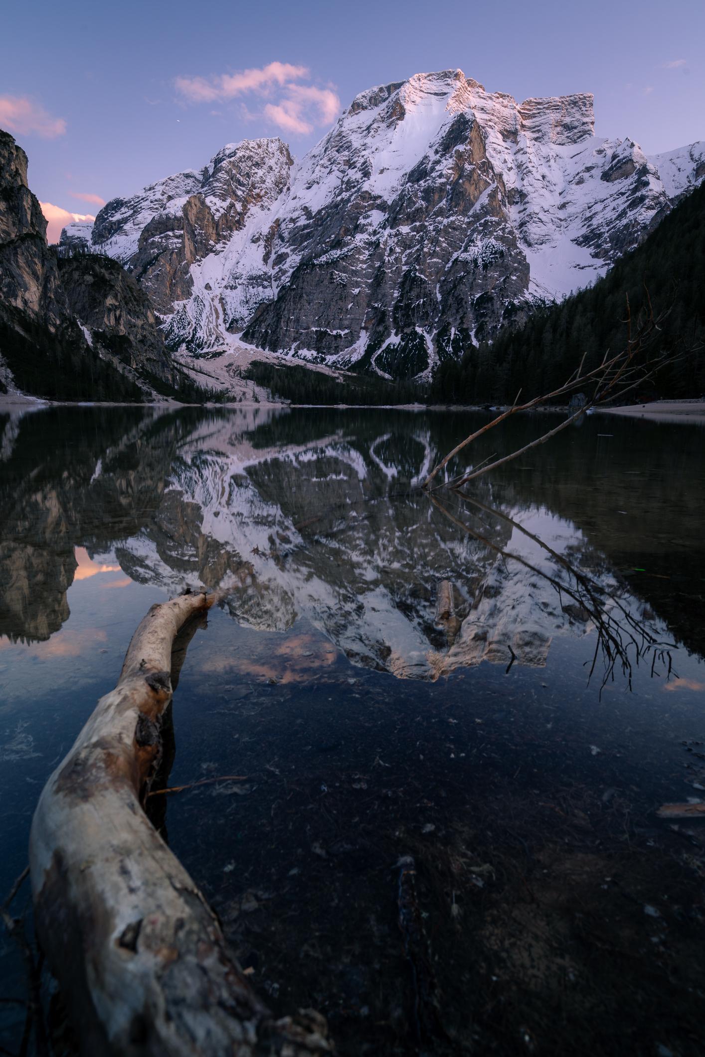 Dolomites - Lago Di Braise