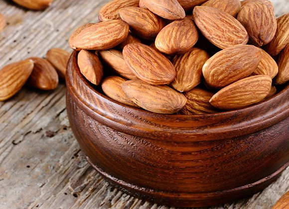 Raw Almond Whole (250g)