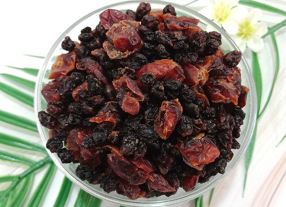 Cranberry Blackcurrants Mix (250g)