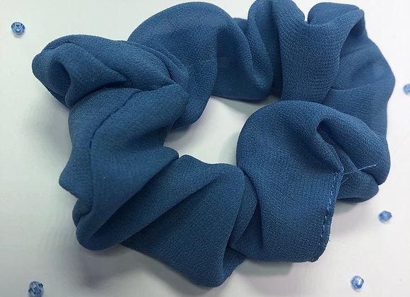 Luxury Scrunchy Silk Chiffon