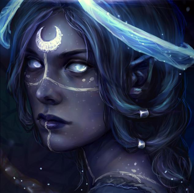 Moon Godlike