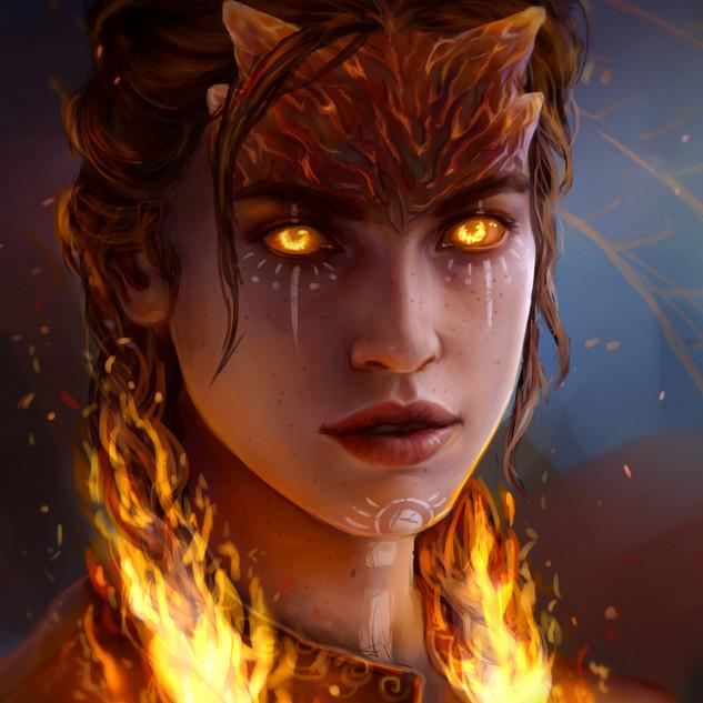 Fire Godlike