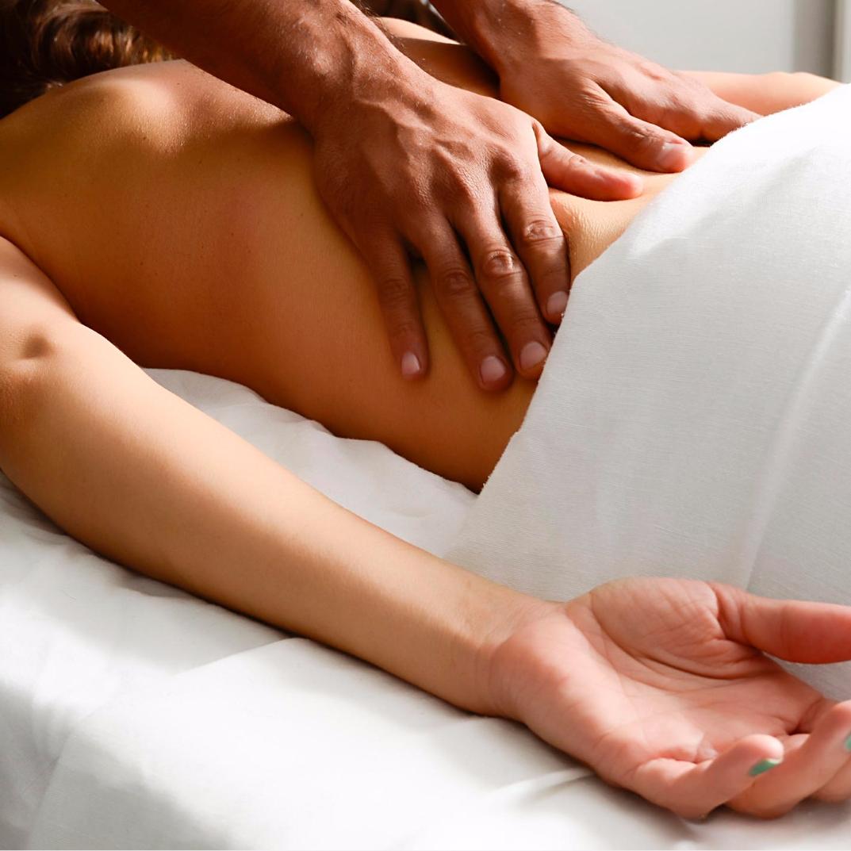 90 min. massage w/ Robert