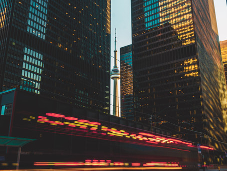 Places to Stay Near TD Bank Toronto