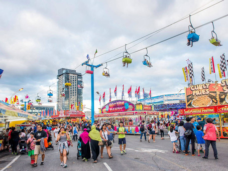 Where Can I Stay in Toronto Close to The Canadian National Exhibition (CNE)