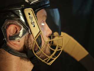 Enhanced lower face protection