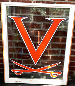 Virginia Tech Window