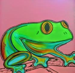 Tree Frog I