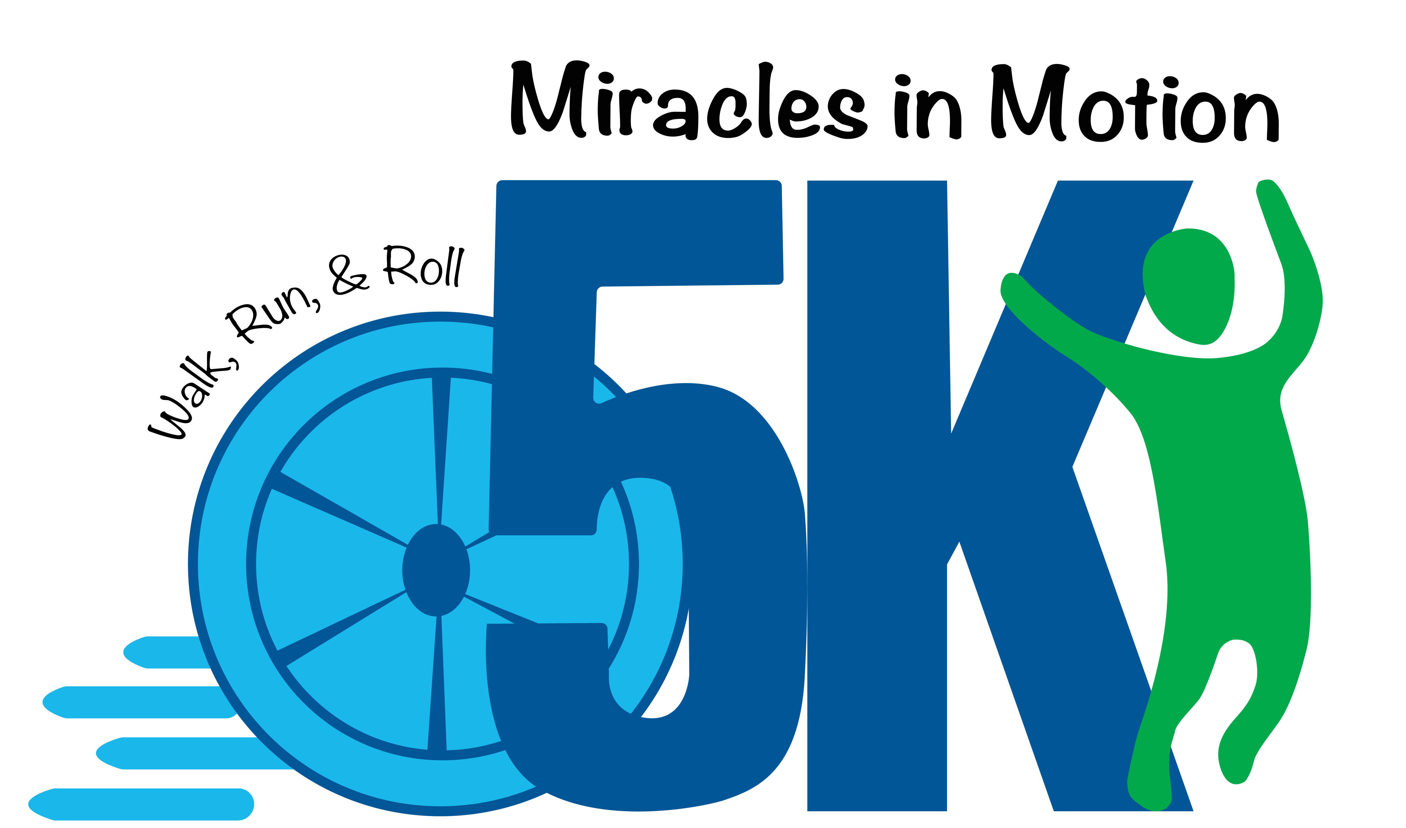 Miracles In Motion T-shirt Design