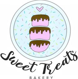 Sweet Treats Bakery Logo