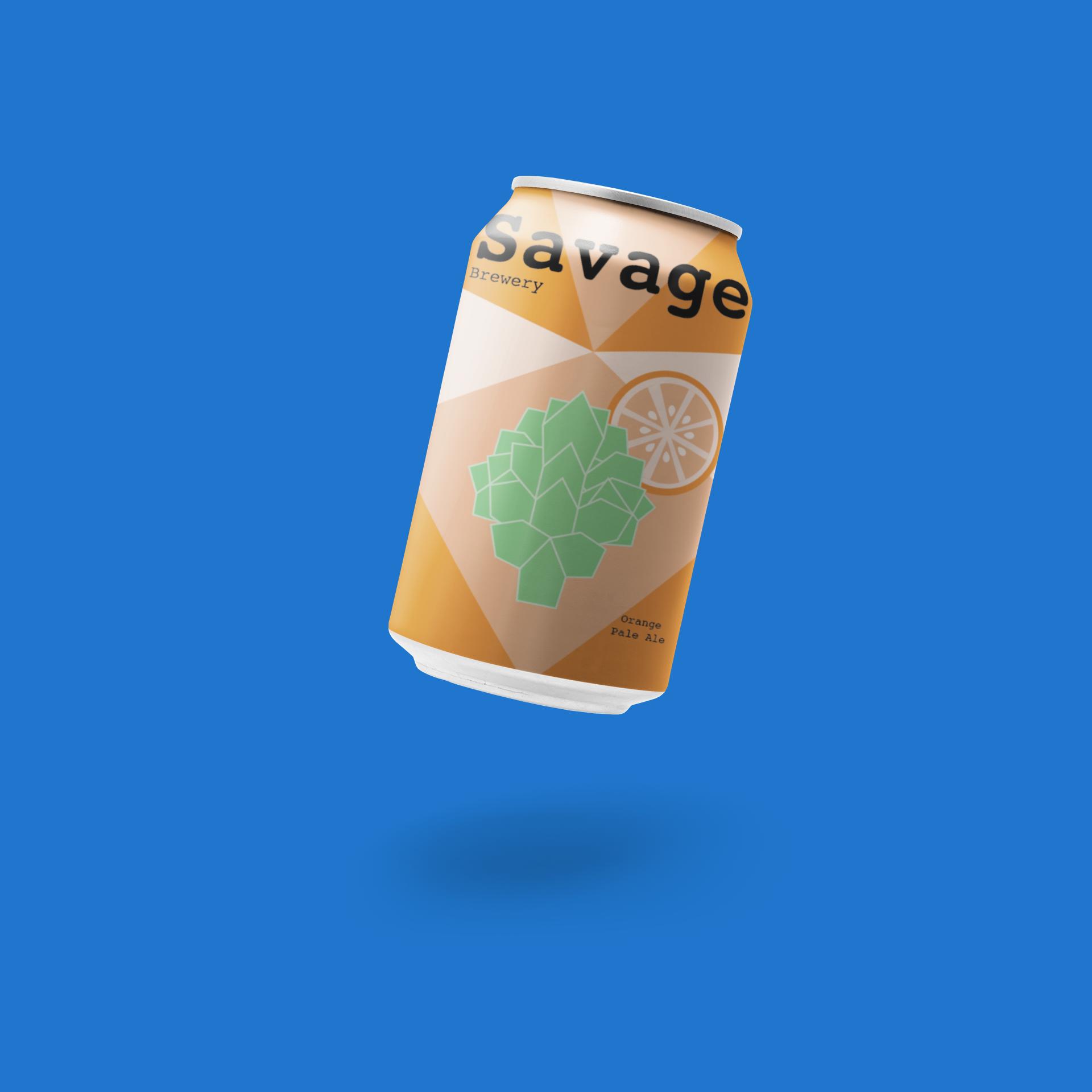 Savage Can Design