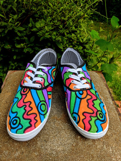 Adult Phunky Shoes