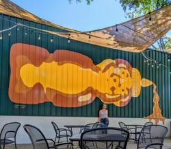 Rosewood Market Mural