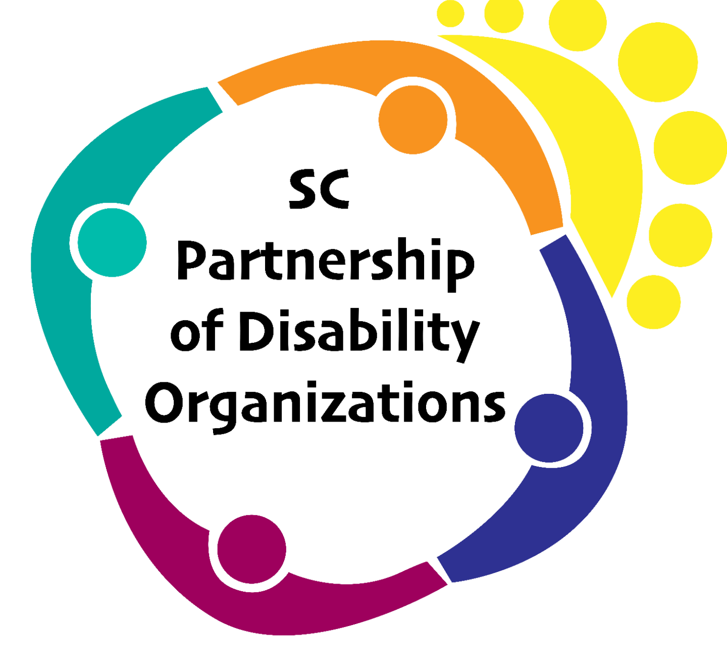 SC Partnership of Disability Logo