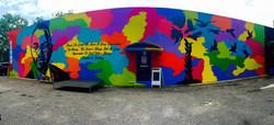 9 Lives & Pickney Mural