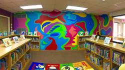 Dr. Seuss Elementary School Library