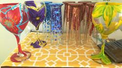 Wine Glasses & Pilsner Glasses