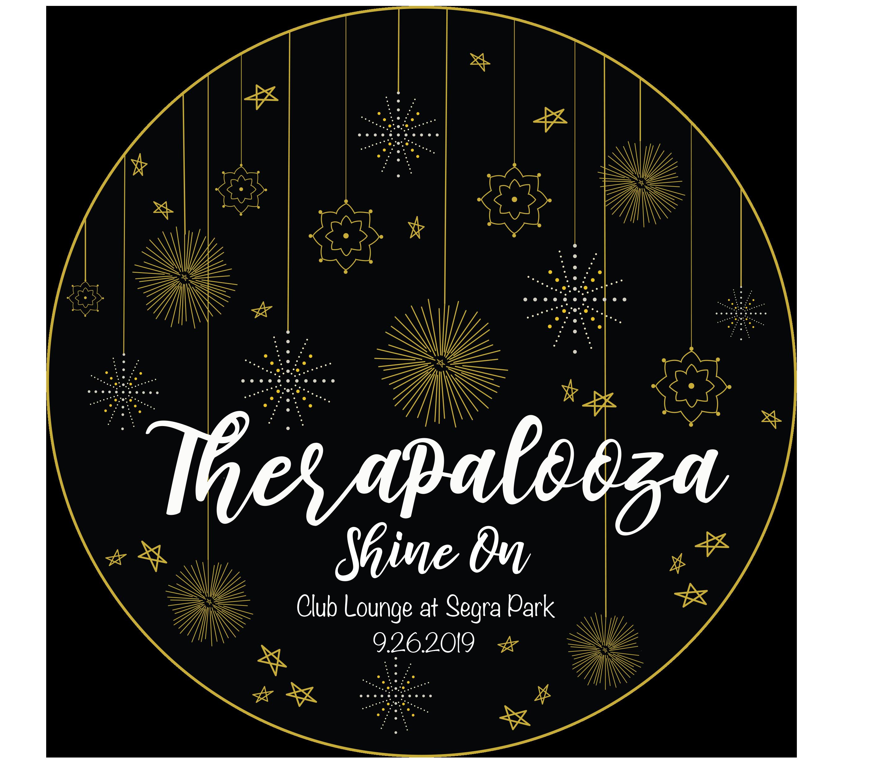 Therapalooza Sticker