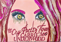 "Carrie Underwood ""Cry Pretty"" Tour"