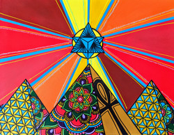 Mandala Sunrise