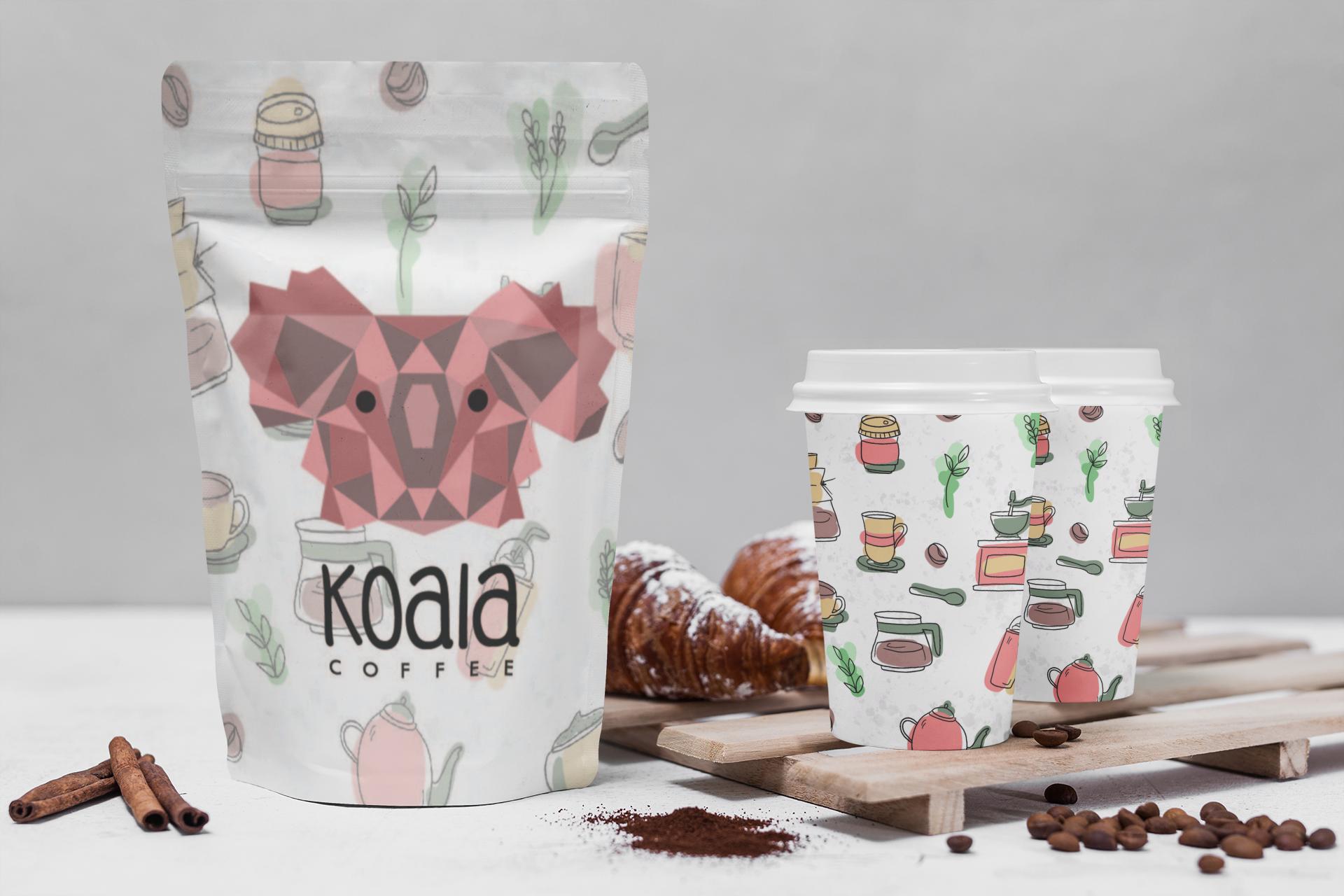Koala Coffee Packaging (Revamp)