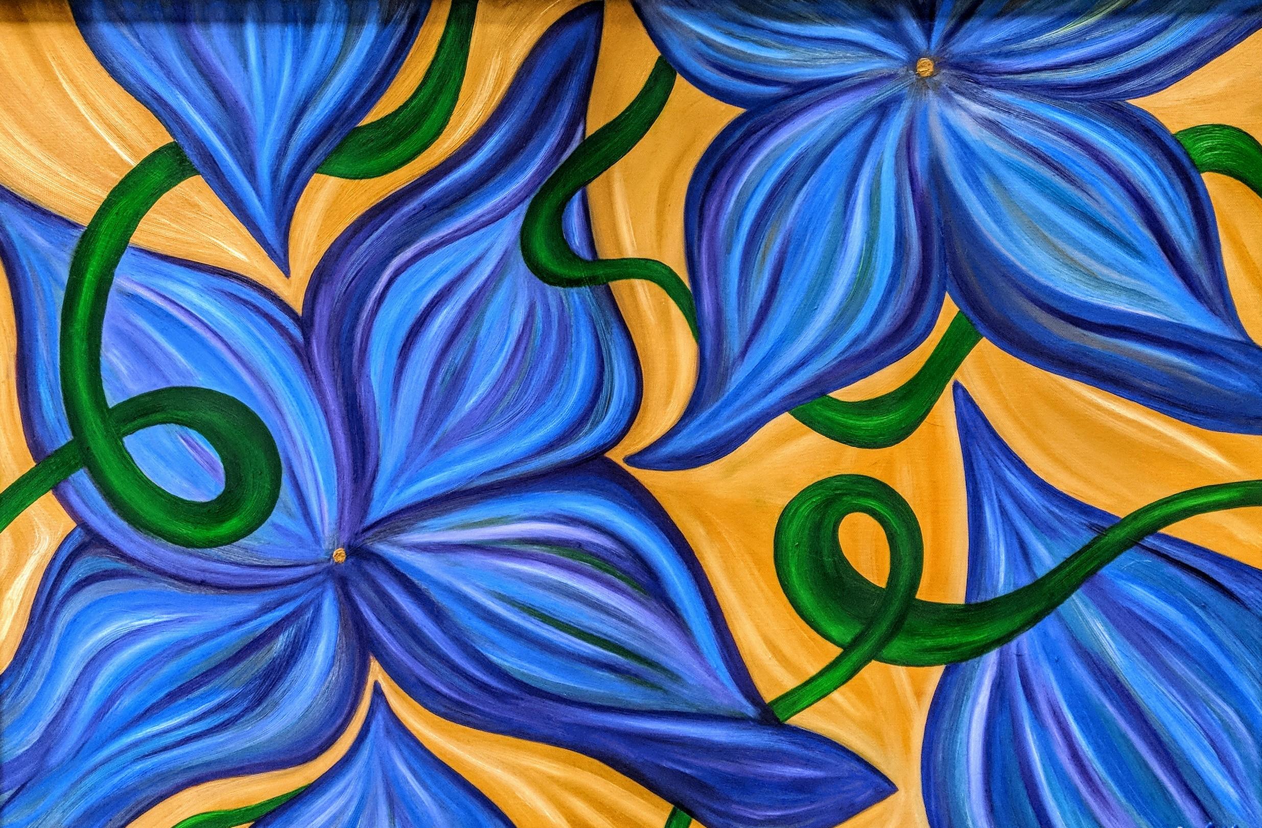 Flowy Flowers