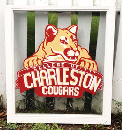 College of Charleston Window