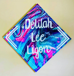 Delilah Lee Ligon Painting